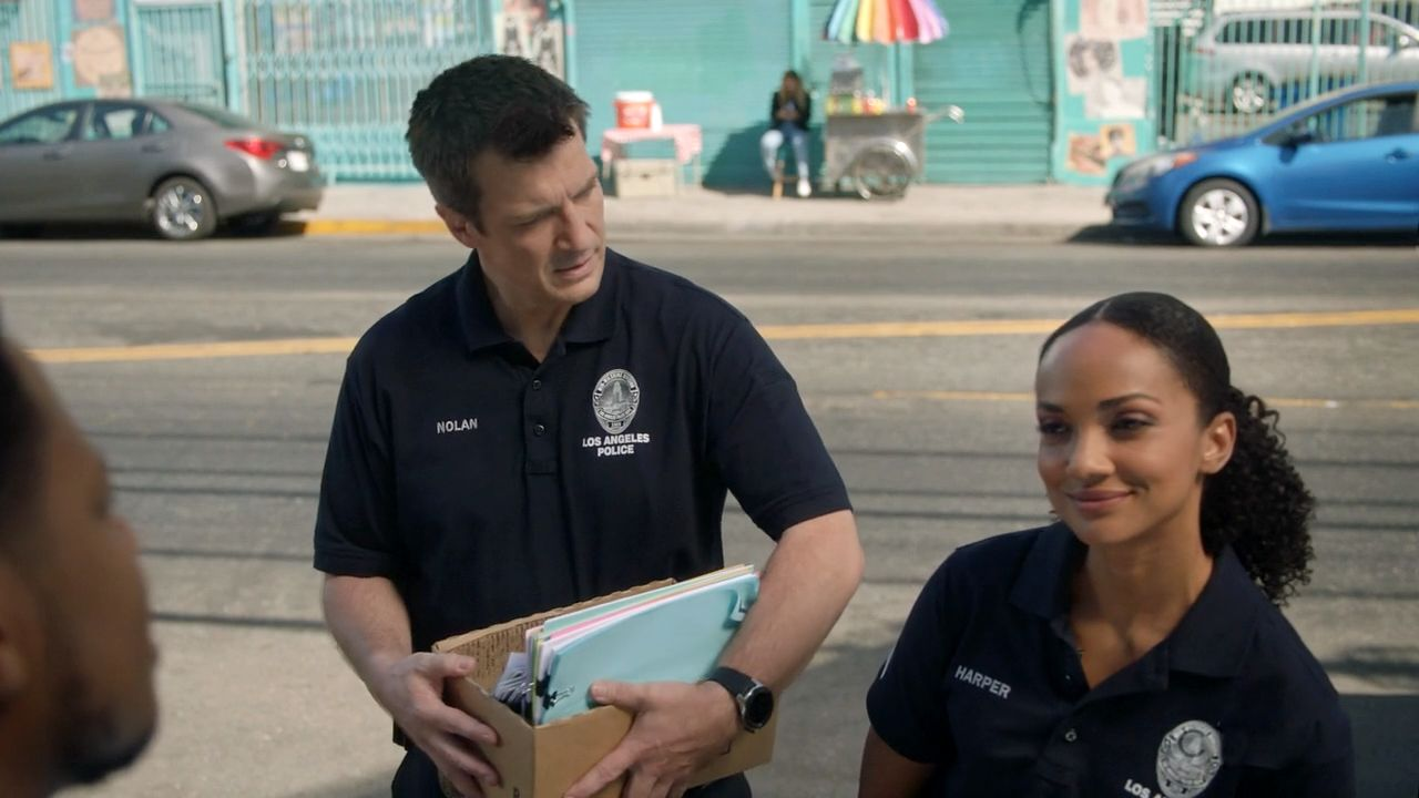 The Rookie S3E2 In Justice